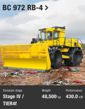 BC 972 RB-4 Bomag