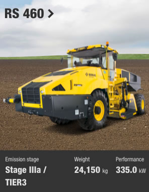RS 460 Bomag