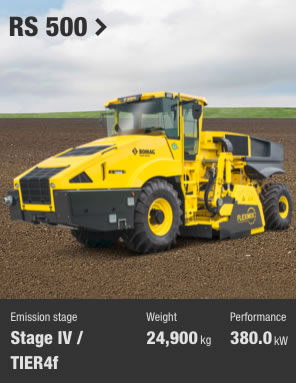 RS 500 Bomag