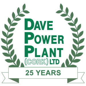 Dave Power Plant - 25 Years